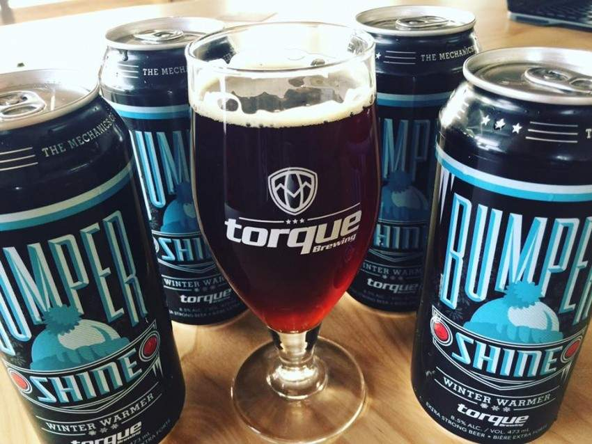 Torque brewing Winnipeg
