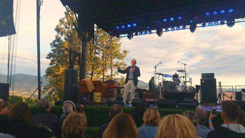 Mission Hill Winery summer concert series
