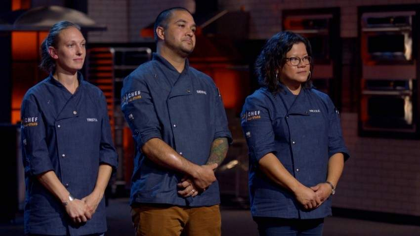 Top Chef Canada: All-Stars episode two