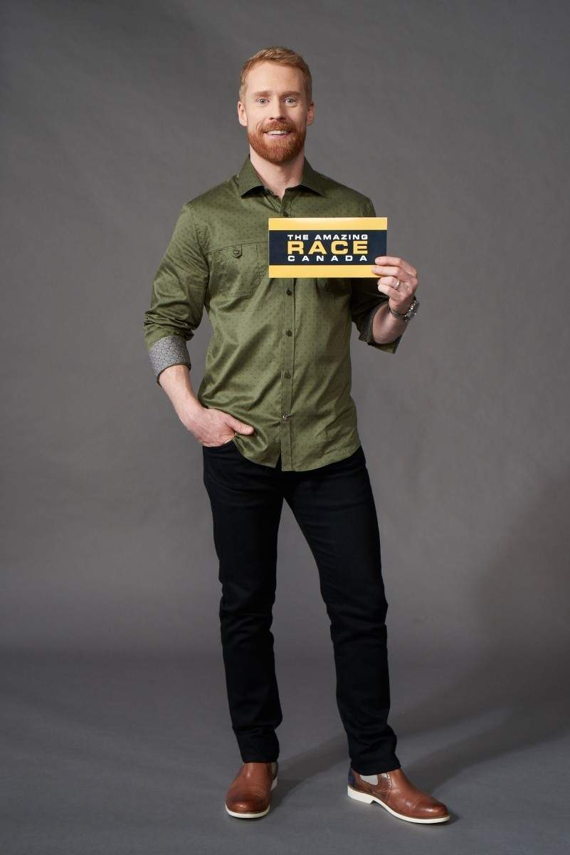 Image for One day in Canada: Amazing Race Canada host Jon Montgomery
