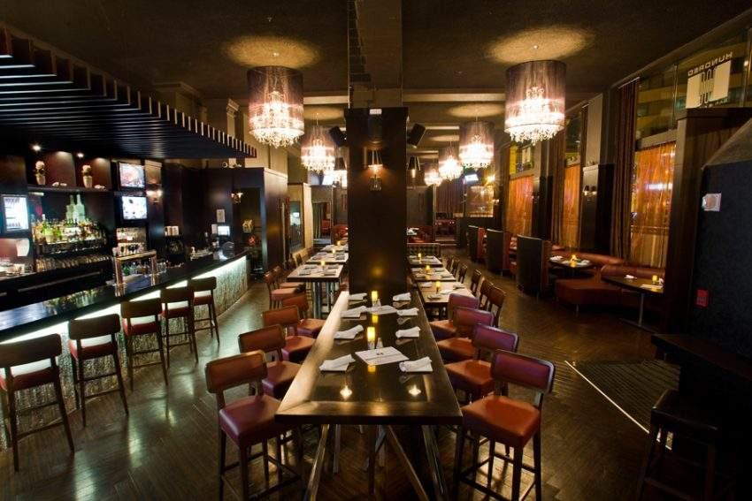 Hundred Restaurant Edmonton