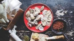 Image for Butter BBQ'd oysters from The Preservatory Cookbook