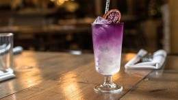 Image for Royal Dinette Butterfly Pea Tea Lemonade cocktail