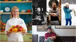 Anna Olson, Derek Dammann, Murray MacDonald, David McMillan and Sarah Musgrave tell Eat North why they love Canadian food