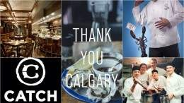 Image for Daily bite: Calgary's iconic Catch Restaurant and Oyster Bar closes