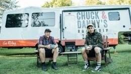 Image for Chuck Hughes and Danny Smiles on seaweed barbecues, underrated ingredients and defining Canadian cuisine