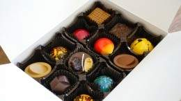 Anne Sellmer 's handcrafted chocolates at cōchu chocolatier