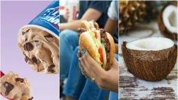 Image for ICYMI: A Dairy Queen worker hand feeds ice cream to a bear, Burger King tries Whooper prank on customers and a coconut product recall in last week's food news
