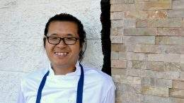 Curtis Luk chef Vancouver