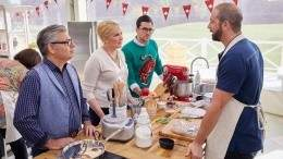 Great Canadian Baking Show: Episode 5 recap. Photo of Julian courtesy of CBC.