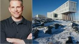 Image for Daily bite: Ontario chef Jonathan Gushue leaves The Berlin for Fogo Island Inn