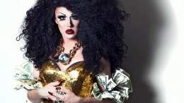 Image for One day in Saskatoon: Drag Queen Kiki Roquette