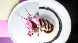 Image for Daily bite: Market by Jean Georges' beautiful Takashi Murakami-inspired tasting menu