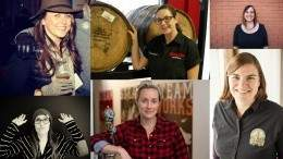 Image for 6 Successful women in Canada's beer industry