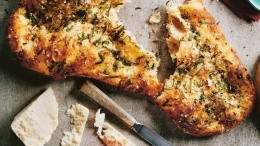 Image for Pecorino Focaccia Bianca from Toronto Eats cookbook