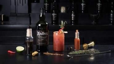 Image for Ardbeg Caesar cocktail