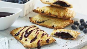 Image for Breakfast toaster tarts with B.C. blueberries