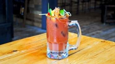 Image for The Chiang Kai Caesar from Kanpai Snack Bar