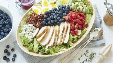 Image for B.C. Blueberry cobb salad