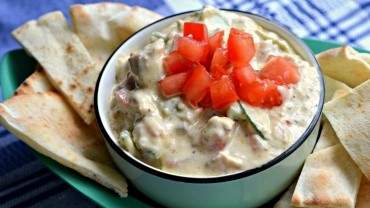 Sabra Hummus chicken salad recipe