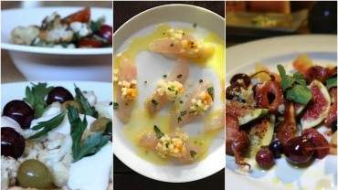 Image for Food critics' choices of best and worst dishes of 2017
