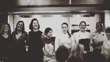 Image for Daily bite: Kelowna chef Aman Dosanj announces lineup for 2nd annual #PressForProgress International Women's Day dinner