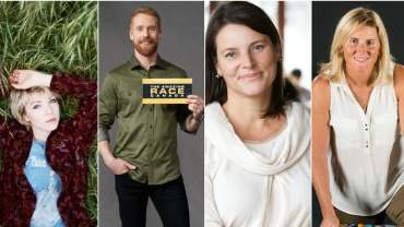 Carly Rae Jepsen, Jon Montgomery, Sal Howell and Hayley Wickenheiser talk about the Canadian food scene