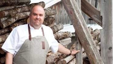 Chef Craig Flinn. photo courtesy of Michael Stack.