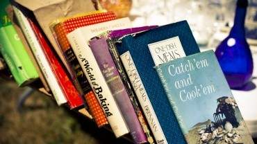 The rules to Cookbook Club