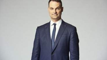 Image for One day in Toronto: sports anchor Jay Onrait