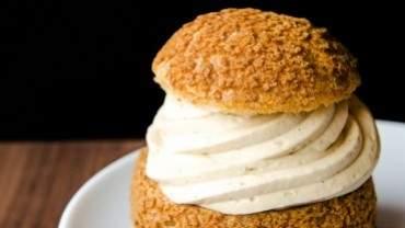 Choux à la crème from Patrice.