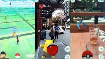 Image for 5 Ways Canadian restaurants can benefit from Pokemon GO