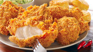 Image for 7 Ways to turn fried chicken leftovers into an amazing meal