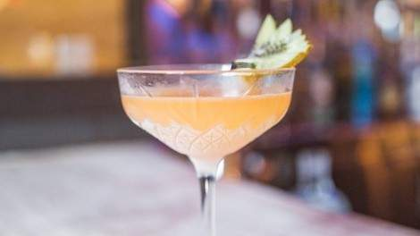 Image for Bellini's Abuelo cocktail with Siempre tequila