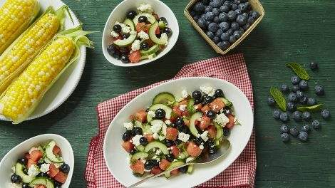 B.C. Blueberries recipes