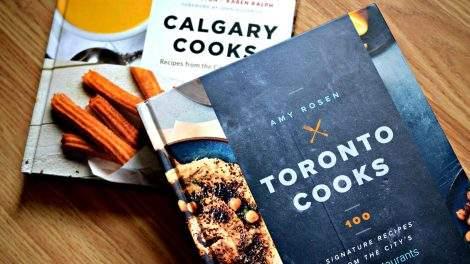 Toronto Cooks cookbook