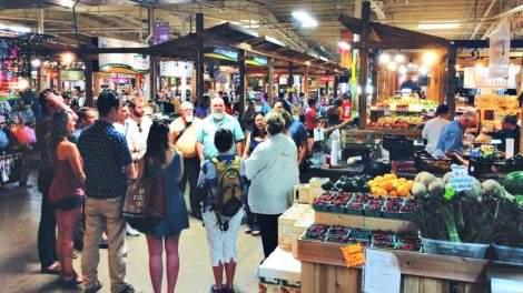 Photo courtesy of Calgary Farmers' Market