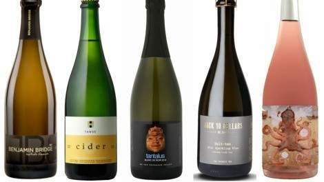 Image for 5 Canadian bubbles to help you ring in the new year