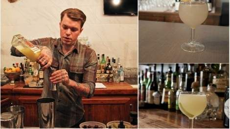 Image for Classic cocktails with Ayden's Chad Coombs