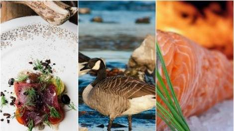 Image for ICYMI: Canadian stores sell genetically modified salmon, Washington park donates Canadian geese for consumption, and enRoute magazine's list of the best new restaurants in this week's food news