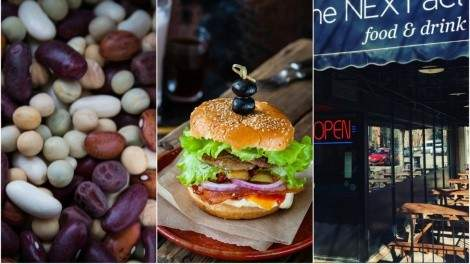 Image for ICYMI: B.C. chefs create new Canada-150 menus, Canadian legumes conquer the world's food market and the expansion of the The Next Act restaurant in food news this week