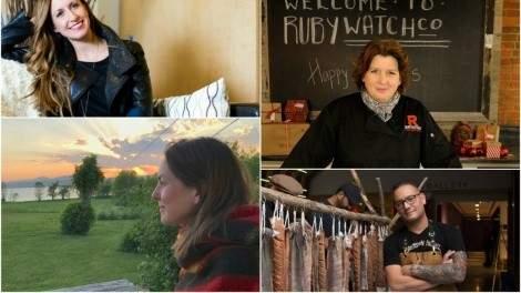 Jill Belland, Lynn Crawford and Laura Calder on why they love Canadian food
