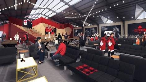 Image for Daily bite: PyeongChang 2018 Canada Olympic House design and offering unveiled