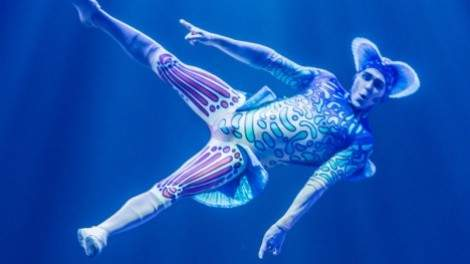 Copyright: ©2014 Cirque du Soleil Photography: Martin Girard/shootstudio.ca