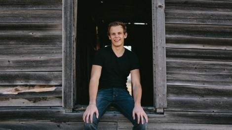 Image for One day in Calgary: Country music artist Cole Bradley