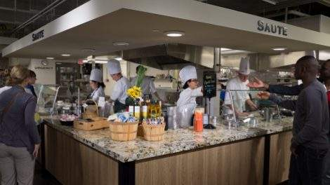 SAIT culinary program in Calgary, AB. Photo courtesy of SAIT.