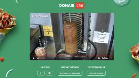 Image for Daily Bite: Halifax celebrates the first official donair day