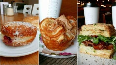 Image for 3 Surprising spots to find some of Edmonton's best baking with your coffee