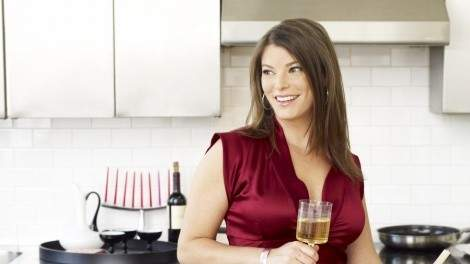 Gail Simmons. Photo by Tina Rupp.