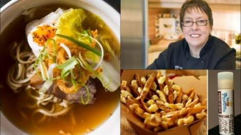 Image for ICYMI: Poutine-flavoured lip balm hits the market, a beloved Edmonton chef passes away, Filipino food gains traction nationally and more.
